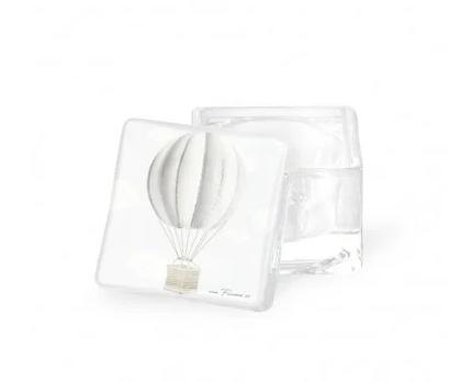 scatolina-in-vetro-mongolfiera-bianco-con-box