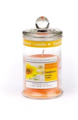 jar-with-candle-11-cm-sunflower