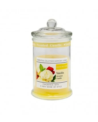 jar-with-candle-18-cm-vanilla